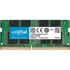 Оперативная память Crucial 8GB DDR4 2666MHz SO-DIMM