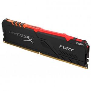 Оперативная память 16Gb Kingston HyperX FURY RGB 3200MHz DDR4