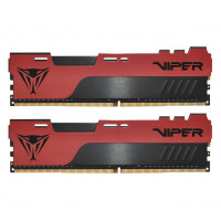 Оперативная память 16Gb 2x8GB/3600 Patriot Viper Elite II (PVE2416G360C0K) DDR4