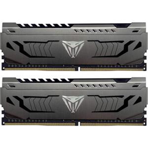 Оперативная память 16Gb 2x8GB/3000 Patriot Viper Steel (PVS416G300C6K) DDR4 (Kit of 2)
