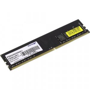 Оперативная память 4gb/2666 PATRIOT Signature PSD44G266681 DDR4