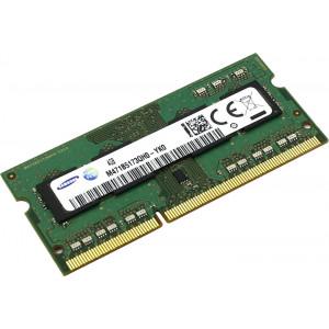 Оперативная память Samsung 4GB DDR3L 1600MHz SO-DIMM 1.35В