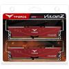 Оперативная память 16Gb 2x8GB/3600 Team T-Force Vulcan Z RED DDR4