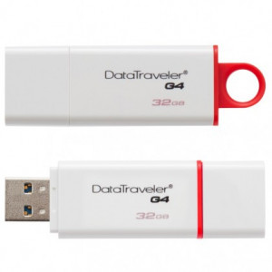 USB накопитель 32Gb Kingston DT G4 USB 3.1