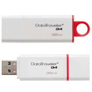 USB накопитель 32Gb Kingston DT G4 USB 3.1