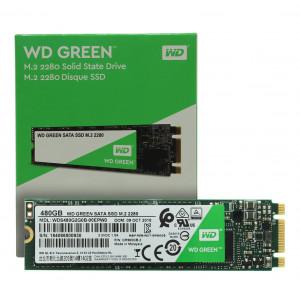 SSD накопитель WD Green 240GB M.2 2280