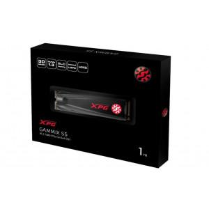 SSD накопитель 1Tb A-DATA XPG GAMMIX S5 M.2 2280, PCI-E x4, NVMe