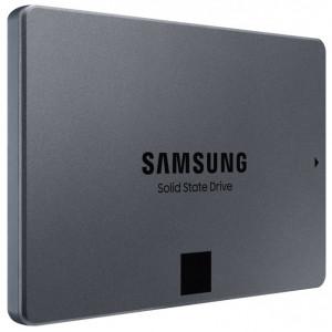 SSD накопитель Samsung 870 QVO (MZ-77Q1T0BW) 1Tb