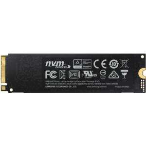SSD накопитель SAMSUNG 970 EVO Plus MZ-V7S500BW 500Гб, M.2 2280