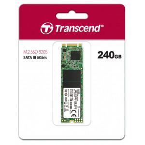 SSD накопитель Transcend 820S 240Gb M.2 2280 SATA III
