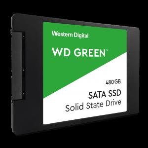 SSD накопитель WD Green 480GB