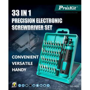 Набор инструментов Pro`Skit SD-9826
