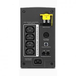 Источник бесперебойного питания APC Back-UPS BX700UI, 700ВA
