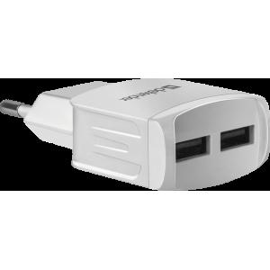 Зарядное устройство Defender EPA-13 2xUSB, 5V/2.1А, пакет
